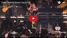 Watch: Green Day - Fuck Time [Live] See lyrics here: http://greenday-lyrics.blogspot.com/2013/07/fuck-time-lyrics-green-day.html #lyricsdome
