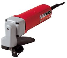 Milwaukee 6815 14 Gauge Shear. The 6815 shear will leave a smooth, burr free edge, ready to be finished. Cuts close curves either left or right. 4,000 spm. 5 amps. Limited warranty, 30-day no-risk trial. Easily adjusted blades make for easy work adjustment. Scroll cuts are a snap with the easy to hold back handle design. This is a handy tool for metal working, and can be used for any metal fabrication application. Features: 5 AMPs 4000 SPM For 14 Gauge Steel or 16 Gauge Stainless...