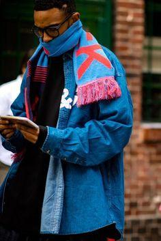 Men's street style from Berlin Fashion Week Autumn Winter 2017 Modern Mens Fashion, Best Mens Fashion, Best Dressed Man, Berlin Fashion, Monochrome Fashion, Men Street, Winter Outfits, Winter 2017, Autumn