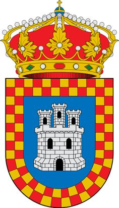 Coat of Arms of the municipality of Soutomaior, in the Province of Pontevedra, Galicia.