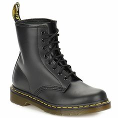 Botines / Low boots Dr Martens 1460 Negro 350x350