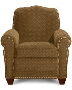stylish and comfortable recliner