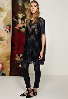 TWINSET Simona Barbieri :: Institutional Look Book ss17 | moda ...