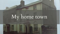 My home town Sky, Posts, Photo And Video, Blog, Home Decor, Heaven, Messages, Room Decor, Home Interior Design