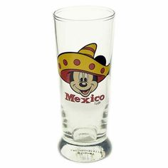 Mexico EPCOT EPCOT Mexico Mickey Mouse 4.25''H x 1.5''W Wash Thoroughly Before First Use new