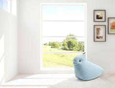 Sitting Bull Sitzsack Piep Blau | Ein Multifunktionaler Sitzsack Outdoor  Und Indoor Geeignet. Jetzt Bestellen
