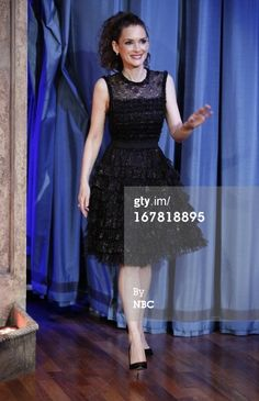 Actress Winona Ryder on April 30, 2013-- (Photo by: Lloyd Bishop/NBC/NBCU Photo Bank via Getty Images)