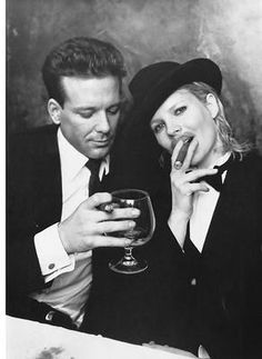 Mickey Rourke in 9 1/2 weeks, when he was still The Sexiest Man Ever, imho.