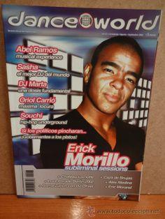 DANCE WORLD. ERIK MORILLO / ABEL RAMOS. Nº 47. REVISTA NUEVA