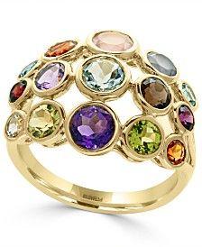 EFFY® Multi-Gemstone Statement Ring (3-3/4 ct. t.w.) in 14k Gold