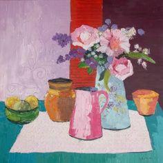"""Saatchi Art Artist Michele Ulmann; Painting, """"Romance"""" #art"""