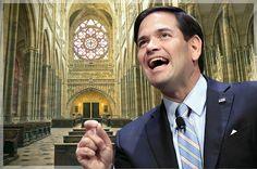 Marco Rubio's real disqualification: New video outlines bizarre religious faith — and he wants to govern by it