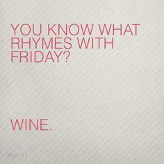 friday wine - Pesquisa Google