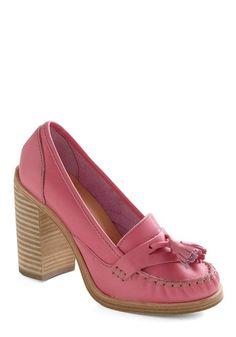 Shoes Wisely Heel | Mod Retro Vintage Heels | ModCloth.com - StyleSays