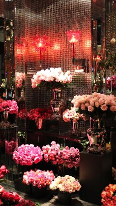 Hotel Costes rose shop