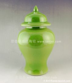 Cheap jar gift, Buy Quality jar cork directly from China jar filling Suppliers: 									Ceramic Green Ginger Jars											Description: 							Green Ginger Jar,  high temperature fire