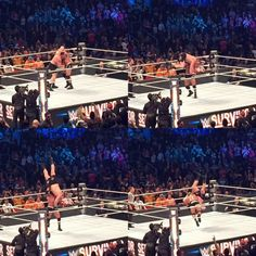 Goldberg vs. Brock Lesnar