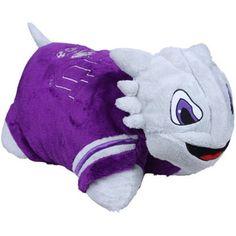 SuperFrog pillow pet for TCU!