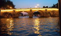 My favorite bridge in Paris