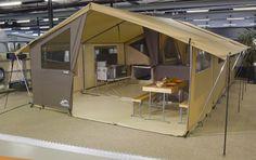 Cabanon Safari Lodge Campingtrend