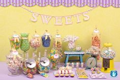 Candy Buffet | Project Nursery