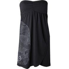 Fox Racing Indulge Tube Dress-black