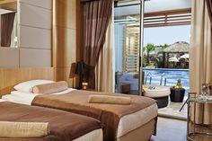 Rooms Sensimar Belek Resort & Spa ****+ Wellness area Resort Spa, Wellness, Rooms, Curtains, Places, Inspiration, Home Decor, Quartos, Insulated Curtains
