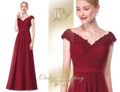 Rochie de seara Margot Burgundy Prom Dresses, Formal Dresses, Design, Fashion, Embroidery, Dresses For Formal, Moda, Formal Gowns, Fashion Styles
