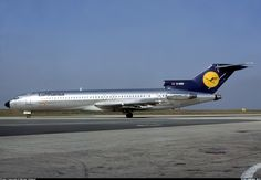 Boeing 727-230 aircraft