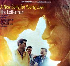 The Lettermen -LP