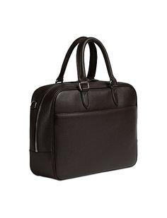 Dark Brown Portfolio Bag17103 | Suitsupply Online Store