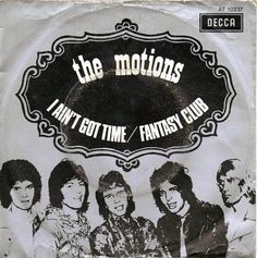 ROCK STATE: Motions~1989 The Original Hit Recordings And More