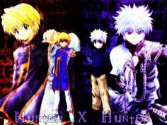 Hunter x Hunter HD Wallpapers Backgrounds - http://wallucky.com/hunter-x-hunter-hd-wallpapers-backgrounds/