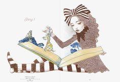 宇野亞喜良の作品集『ファンタジー挿絵の世界』発売 - 絵本挿絵やブックデザインを中心に収録の写真2