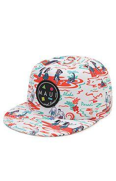 Maui & Sons Surfs Up Snapback Hat at PacSun.com
