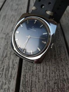 Vintage Certina watch