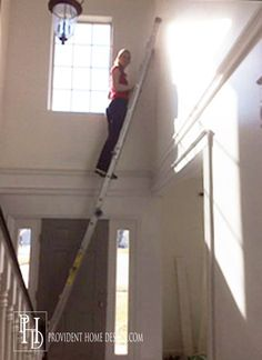 14 Best How To Use Ladders On Stairs Images Staircases Stairs