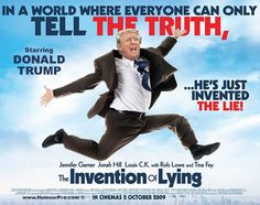The Invention of Lying with Donald Trump HumourPro