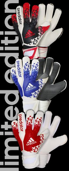 Goalkeeper Glove Adidas miPredator Limited Edition