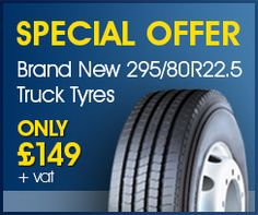 Special Offer on Truck Tyres