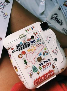 - Instax Camera - ideas of Instax Camera. Trending Instax Camera for sales. Photo Polaroid, Polaroid Pictures, Instax Mini 9, Exposition Photo, Summer Vibe, Diy Y Manualidades, Happy Vibes, Summer Aesthetic, Cute Stickers
