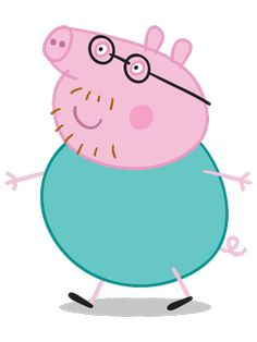 Daddy Pig - Peppa Pig - Wikipedia, the free encyclopedia