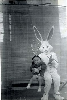 1000 images about the scary easter bunny on pinterest