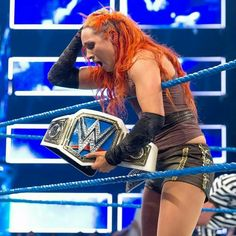 6 Women Elimination Match Smackdown! Women Championship becky Lynch victory beat everybody's❤