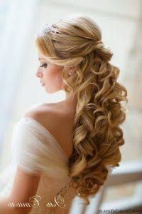 Image result for vintage classic wedding hairstyles for long hair