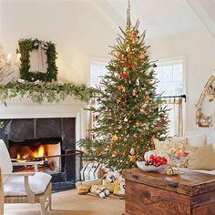 Christmas Living Room (1)