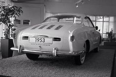 Karmann Ghia Number 1