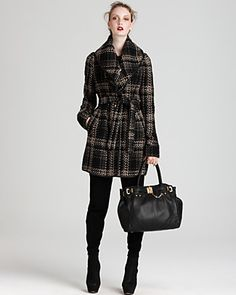 This WILL be my splurge if Italy works out like I plan! Nothing like a chic, warm coat to turn a new page in :)