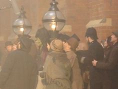 Series 8 Filming: Vastra