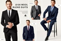 Tailoring Essentials | Tailoring & Suits | Mens Clothing | Next Official Site - Page 8